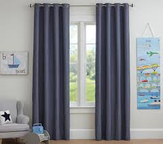Hayden Blackout Curtain | Pottery Barn Kids Decorating Curtains To Block Sunlight And Pottery Barn Blackout Harper Curtain Kids Decor Interesting For Interior Help With Blocking Any Sort Of Temperature Drapes Navy White Eyelet Border West Elm Black Put Unique 96