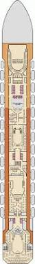Carnival Splendor Panorama Deck Plan by Splendor Deck 4 Atlantic 0 Gif