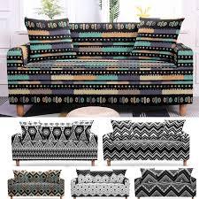 indien totem sofa abdeckung elastische sessel hussen esszimmer stuhl 2 3 sitzer abdeckung stretch bezug abdeckungen für wohnzimmer
