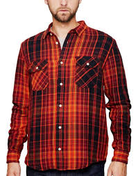 Levis Vintage Checked Shirt For Men