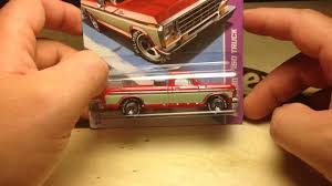 100 Sam Walton Truck Hot Wheels Wal Mart Exclusive Juke Box Series Chase