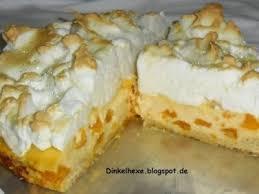 mandarinen quark torte mit baiserhaube rezept petitchef