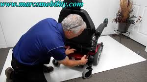 Jazzy Power Chairs Used by Pride Jazzy 614 Hd Used Jazzy 614 Hd Power Chair Youtube