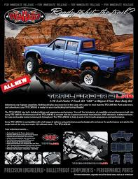 100 Rc 4wd Truck RC4WD Trail Finder 2 LWB Kit W Mojave II 4Door Body HOBBY