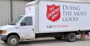 100 Salvation Army Truck Jerrys Community