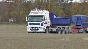100 Lm Truck Volvo Volvo BM LM 840 Valmet 8550 And Kermans Excavator