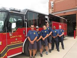 Wichita Fire Dept. Unveils New Fire Engine Fleet, New Firefighters ... Deep South Fire Trucks Model 18type I Interface Hme Inc Overland Park Ks Apparatus Flickr Northeast News New Fire Chief Announced During Kcfd 150th And Police Services Moran Kansas Shows Off New Fleet Of Trucks Pierce Jul 2015 Truck The Month Mfg Proposed Purchase Laddpumper Engine Illinois Edgar County American Lafrance Stock Photos Fort Riley About Us Cgs Mounted Color Guard 2 Neighboring Homes In City Catch On Sunday