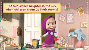 jeux de nettoyage de chambre télécharger masha et michka jeux de nettoyage de maison apk mod 1 9