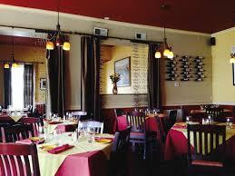 Rustico Restaurant Wine Bar Tasteful Inside Decor