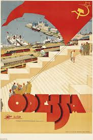 Soviet Era Tourism Posters From Stalins Intourist Agency Are Up For Auction At Christies South Kensington