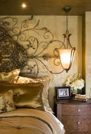 Wrought Iron King Headboard by Wrought Iron Headboards Foter