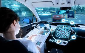 à quoi ressemblera l intérieur d une voiture autonome business