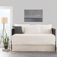 Bed Bath And Beyond Couch Covers by Lamont Home Chevron Daybed Set Bed Bath U0026 Beyond