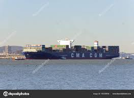 100 Shipping Containers San Francisco December 2015 Newest Container Ship Benjamin