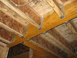Ceiling Joist Spacing For Drywall by Tips For Removing A Wall To Open Up Your Home Armchair Builder