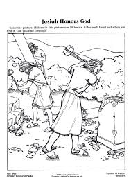 The States Lost Bible Coloring Pages In Spanish Jesus Heals Building Tabernacle Full Size