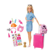 Barbie Made To Move Doll Assorted Kmart