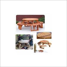 exteriors octagon bbq table how to build a round picnic table