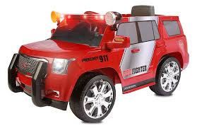 Amazon.com: Rollplay GMC Yukon Denali Fire Rescue 6 Volt Ride-On ... Shop Scooters And Ride On Toys Blains Farm Fleet Wiring Diagram Kid Trax Fire Engine Fisherprice Power Wheels Paw Patrol Truck Battery Powered Rideon Solved Cooper S 12v Now Blows Fuses Modifiedpowerwheelscom Kidtrax 6v 7ah Rechargeable Toy Replacement 6volt 6v Heavy Hauling With Trailer Blue Mossy Oak Ram 3500 Dually Police Dodge Charger Car For Kids Unboxing Youtube Amazoncom Camo Quad Games Parts Best Image Kusaboshicom