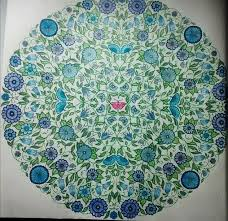 Coloring Book Colouring Johanna Basford Secret Garden Vespa Gardens Butterfly Mandalas Butterflies Ideas