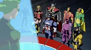 Operation Galactic Storm Avengers Earth039s Mightiest Heroes Animated Series Season 2 24 Screenshot