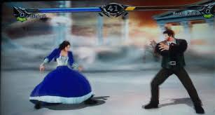 Soul Calibur Mod With Elizabeth And Booker Bioshock