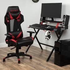 Gaming Desk And Chair Set The 10 Best Gaming Chairs Of 2019 Eureka Ergonomic Height Adjustable High Back Computer Chair Best Pc Gaming Chair 2018 Aop3d Best Tech And Gadgets Grandmaster White Awesome Setups Gtforce Pro Fx Recling Sports Racing Office Desk Car Faux Leather Red Merax Design 217lx 217w X524h Blue Acers Predator Thronos Is A Cockpit Masquerading As Would My Ghetto Setup Be Considered Even Budget Cheap For Obutto Workstation Cockpits