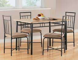 Affordable Walmart Dining Table High Gloss Lacquered Oak Top And In Tables Sets At