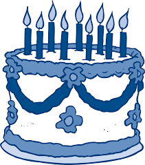 Birthday Cake Clip Art 918