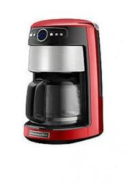Kitchenaid Kcm1402er 14 Cup Glass Caraf Coffee Maker Digital Red Stainless Steel Fast Shipping Ship