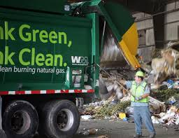 Waste Management Christmas Tree Pickup Orange County by New Trash Service Terms Include Big Recycle Carts News
