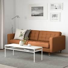 landskrona 3er sofa grann bomstad goldbraun oder im