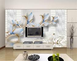 beibehang custom tapete relief edle verzierten lila blume 3d wohnzimmer schlafzimmer sofa tv hintergrund wand 3d tapete wandbild