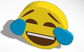 Too Much Laughing Emoji