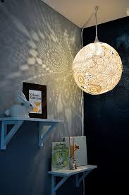 DIY Doily Lamp This Is A Very Pretty And Inexpensive Way To Give Her Bedroom