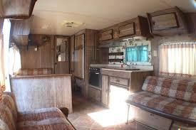 USED 1980 Komfort 111 Travel Trailer Stock 10033 For