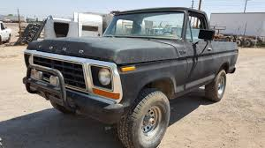 100 Ford Truck 1979 Bronco 79FO0152C Desert Valley Auto Parts