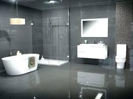 badezimmer matte schwarze fliesen badezimmer schwarze