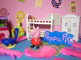 Image Of Peppa Pig Bedroom Toy