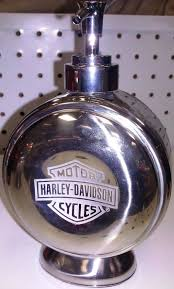 harley davidson lotion soap dispenser 4 bathroom kitchen sinks