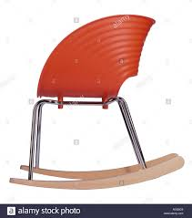 Red Seat On Wooden Rockers. Rocking Chair Stock Photo: 2622917 - Alamy Innovative Rocking Chair Design With A Modular Seat Metal Frame Usa 1991 Objects Collection Of Cooper Hewitt Horse Plush Animal On Wooden Rockers With Belt Baby Glider Fresh Tar New Nursery Coaster Transitional In Black Finish Value Hand Painted Rocking Chairs Childs Rockers Hand Etsy Outdoor Wicker Legacy White Modern Marlon Eurway Gloucester Rocker Thos Moser Fniture Gliders Regarding Gliding Replica Eames Green Chrome Base Beech Valise Plowhearth