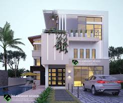 100 Contemporary Duplex Plans 5 Bedroom Contemporary House Plan With Pent Floor