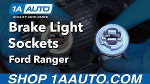 how to install replace light bulb socket 2001 ford ranger buy
