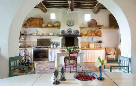 Camilla Guinness Tuscan Villa Kitchen