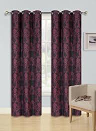 amazon com custom checkered window curtain black white checkered