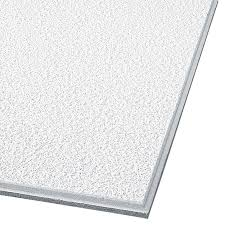 Fasade Ceiling Tile Canada by Shop Suspended Ceiling Tile At Lowes Com