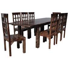 American Freight Dining Room Sets by Rustic Furniture Dining Room Table U0026 Chair Set W Extension
