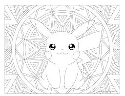 Eevee Coloring Pages Free Printable Page Visit Our For More