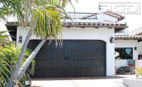 Spanish Garage Door Collection