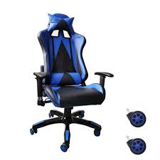 Shop Video Gaming Chair Executive Swivel Racing Style High-Back ... Rseat Gaming Seats Cockpits And Motion Simulators For Pc Ps4 Xbox Pit Stop Fniture Racing Style Chair Reviews Wayfair Shop Respawn110 Recling Ergonomic Hot Sell Comfortable Swivel Chairs Fashionable Recline Vertagear Series Sline Sl2000 Review Legit Pc Gaming Chair Dxracer Rv131 Red Play Distribution The Problem With Youtube Essentials Collection Highback Bonded Leather Ewin Computer Custom Mercury White Zenox Galleon Homall Office